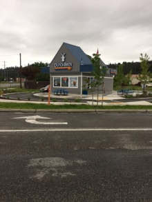 dutch bros coffee haus in post falls 2017