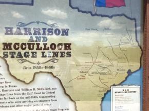 Cibolo History Stagecoach