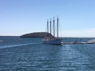 Trip sailing ship at bar harbor (3)