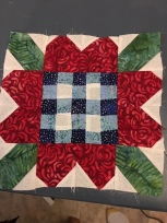 quilt block at scrappy's