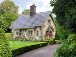 Ireland in the Killarney National Park house
