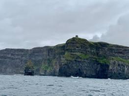 Ireland Cliffs of Moher boat trip II