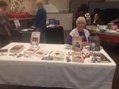 Sandra at 4th annual CWG sale 2019
